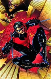 NIGHTWING TP VOL 01 TRAPS AND TRAPEZES
