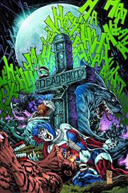 SUICIDE SQUAD TP VOL 03 DEATH IS FOR SUCKERS (N52)
