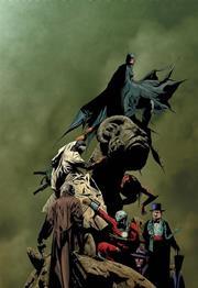BATMAN WAR GAMES TP VOL 01