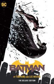 BATMAN BY TOM KING & LEE WEEKS DELUXE EDITION HC