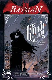 BATMAN GOTHAM BY GASLIGHT THE DELUXE EDITION HC