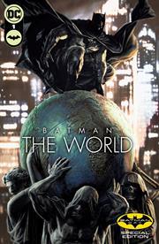 BATMAN THE WORLD BATMAN DAY SPECIAL EDITION #1 (BUNDLES OF 25) (NET)