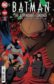 BATMAN THE ADVENTURES CONTINUE SEASON TWO #4 (OF 7) CVR A ROB GUILLORY
