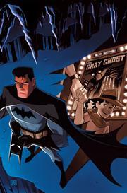 BATMAN THE ADVENTURES CONTINUE SEASON TWO #4 (OF 7) CVR B JORDAN GIBSON CARD STOCK VAR