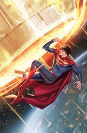 SUPERMAN SON OF KAL-EL #3 CVR B INHYUK LEE CARD STOCK VAR