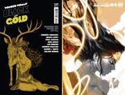 WONDER WOMAN BLACK & GOLD #4 (OF 6) CVR B JOSHUA MIDDLETON VAR