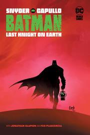 BATMAN LAST KNIGHT ON EARTH TP (MR)