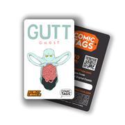 GUTT GHOST VOL 1 COMIC TAG BUNDLE OF 5 (NET)