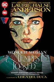 WONDER WOMAN TEMPEST TOSSED WONDER WOMAN DAY SPECIAL EDITION #1 (ONE SHOT) (BUNDLES OF 25) (NET)