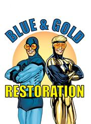 BLUE & GOLD #4 (OF 8)