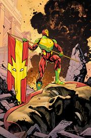 MISTER MIRACLE THE SOURCE OF FREEDOM #6 (OF 6) CVR A YANICK PAQUETTE
