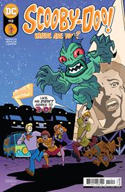 SCOOBY-DOO WHERE ARE YOU #112
