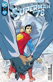 SUPERMAN 78 #3 (OF 6) CVR A AMY REEDER