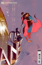 SUPERMAN 78 #3 (OF 6) CVR B LEE WEEKS CARD STOCK VAR