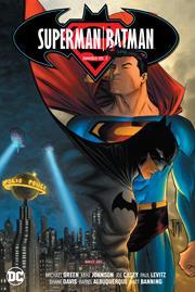 SUPERMAN BATMAN OMNIBUS HC VOL 02