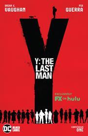 Y THE LAST MAN COMPENDIUM ONE TP TV TIE-IN COVER (MR)