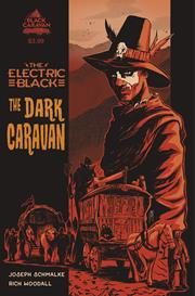 ELECTRIC BLACK THE DARK CARAVAN #1