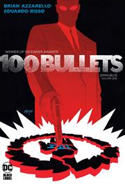100 BULLETS OMNIBUS VOL 01 HC