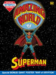AMAZING WORLD OF SUPERMAN (TABLOID EDITION) HC