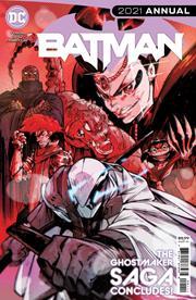 BATMAN 2021 ANNUAL #1 (ONE SHOT) CVR A RICARDO LOPEZ ORTIZ