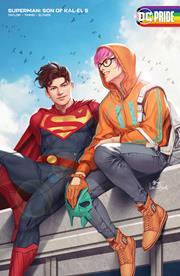 SUPERMAN SON OF KAL-EL #5 CVR B INHYUK LEE CARD STOCK VAR