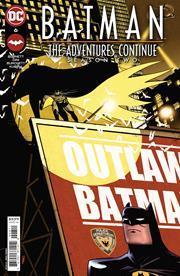 BATMAN THE ADVENTURES CONTINUE SEASON II #6 (OF 7) CVR A JORGE FORNES