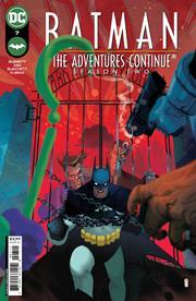 BATMAN THE ADVENTURES CONTINUE SEASON II #7 (OF 7) CVR A CHRISTIAN WARD