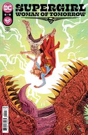 SUPERGIRL WOMAN OF TOMORROW #5 (OF 8) CVR A BILQUIS EVELY