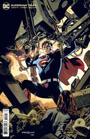 SUPERMAN 78 #4 (OF 6) CVR B CHRIS SAMNEE CARD STOCK VAR