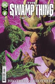 SWAMP THING #9 (OF 10) CVR A MIKE PERKINS