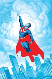 SUPERMAN RED & BLUE HC