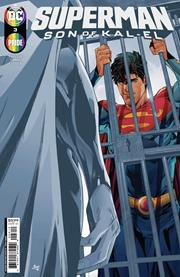 SUPERMAN SON OF KAL-EL #3 Second Printing