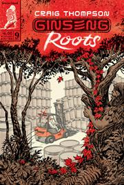 GINSENG ROOTS #9 (OF 12)