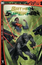 FUTURE STATE BATMAN SUPERMAN #1 (OF 2) CVR A BEN OLIVER