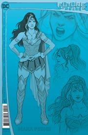 FUTURE STATE IMMORTAL WONDER WOMAN #1 (OF 2) Second Printing