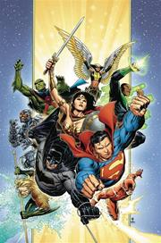 JUSTICE LEAGUE OF AMERICA A CELEBRATION OF 60 YEARS HC