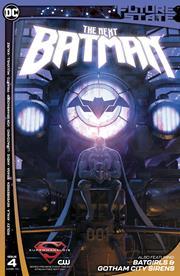 FUTURE STATE THE NEXT BATMAN #4 (OF 4) CVR A LADRONN