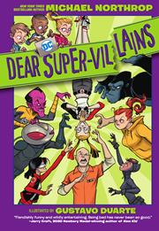 DEAR DC SUPER-VILLAINS TP