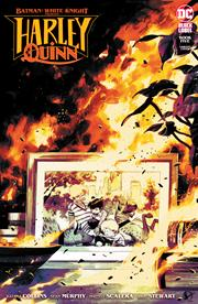 BATMAN WHITE KNIGHT PRESENTS HARLEY QUINN #5 (OF 6) CVR B MATTEO SCALERA VAR (MR)
