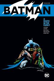 BATMAN A DEATH IN THE FAMILY THE DELUXE EDITION HC
