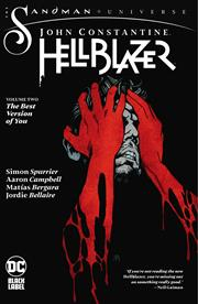 JOHN CONSTANTINE HELLBLAZER VOL 02 THE BEST VERSION OF YOU TP (MR)