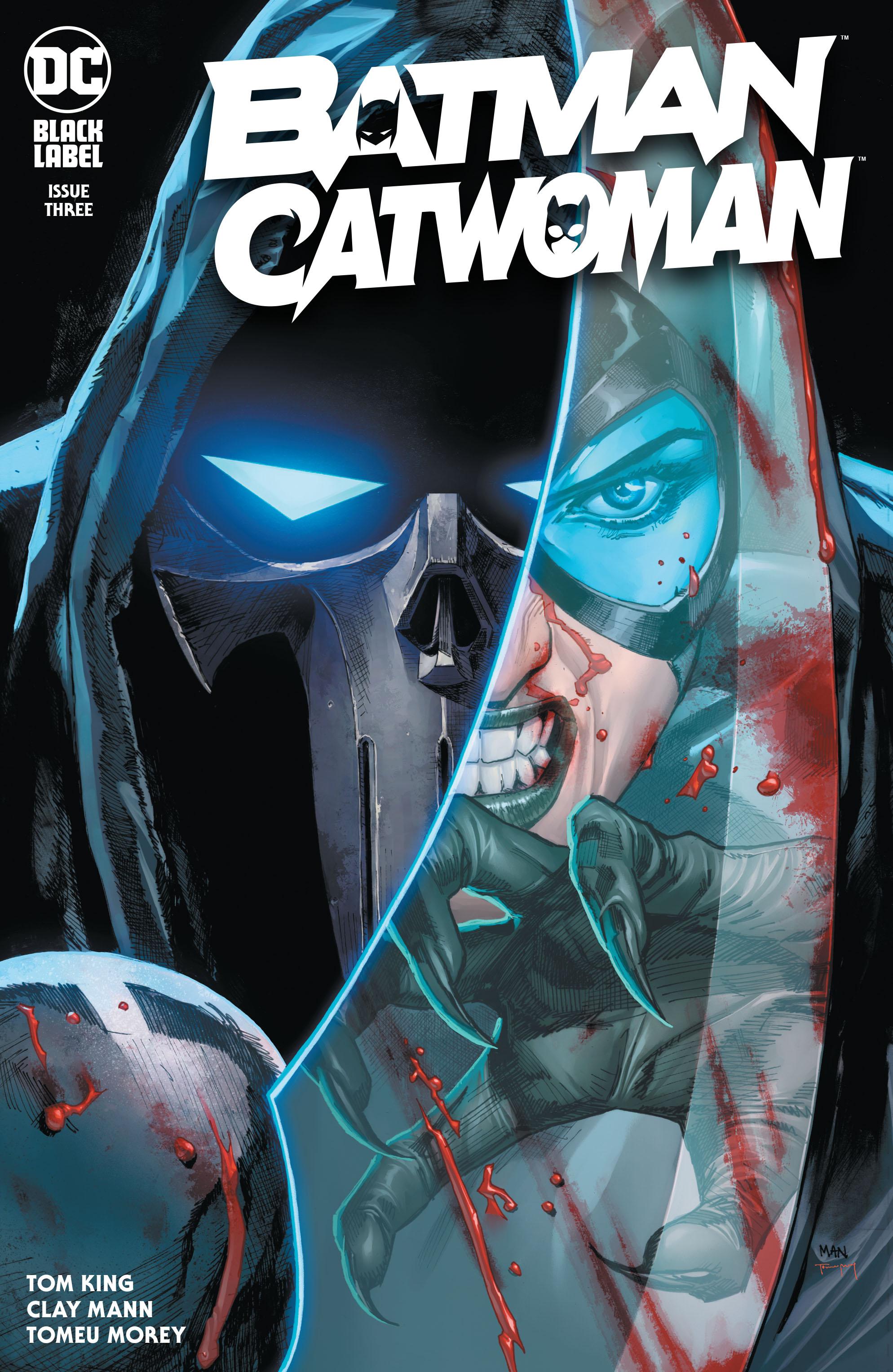 BATMAN CATWOMAN #3 (OF 12) CVR A CLAY MANN