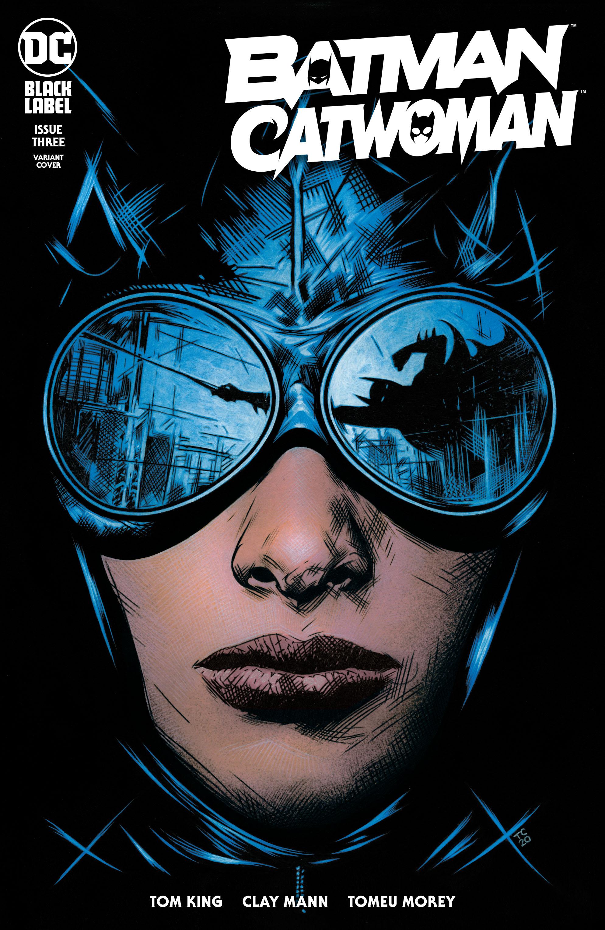 BATMAN CATWOMAN #3 (OF 12) CVR C TRAVIS CHAREST VAR